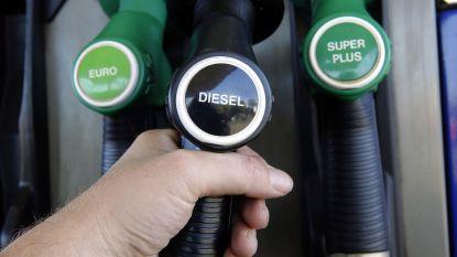 Laagste prijs sinds mei: dieselprijs blijft dalen