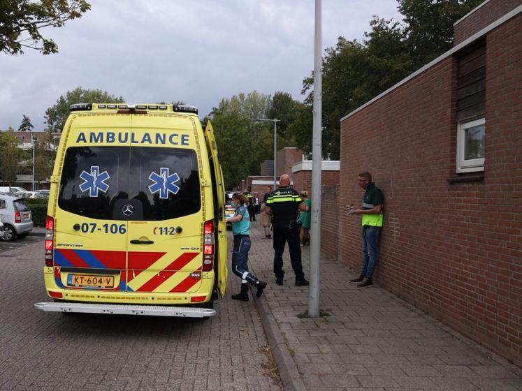 Hulpdiensten druk in de weer na schietpartij in Arnhem