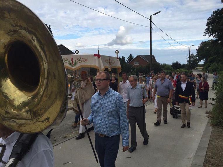 Glabbeek-processie