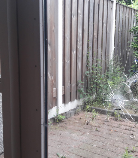 Binnen week al nieuwe bewoners voor beschoten huis 'wonderbelegger' in Eindhoven