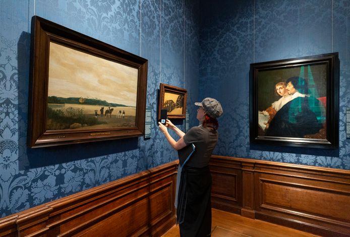 In zaal acht is een permanente presentatie gekomen over de naamgever van het Mauritshuis, graaf Johan Maurits.