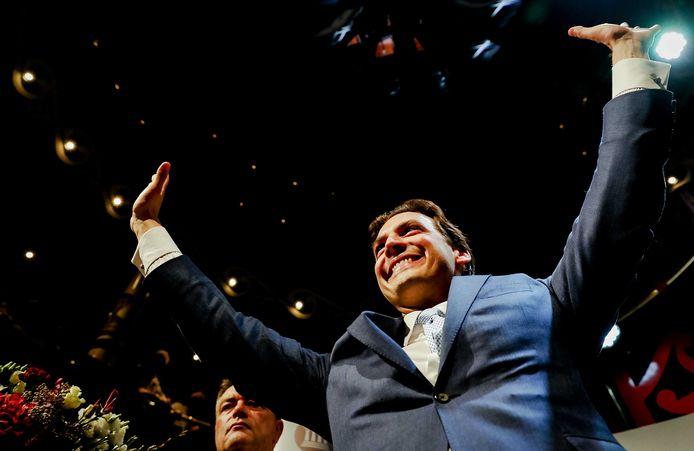 Forum voor Democratie werd in maart 2019 nog de grootste partij van Nederland bij de Provinciale Statenverkiezingen.
