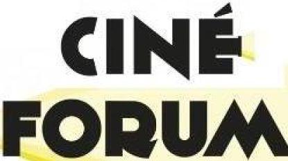 Vrijdag filmvoorstelling in Forum