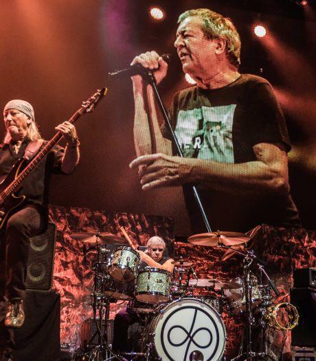 Iconische rockgroep Deep Purple keert terug in Ziggo Dome