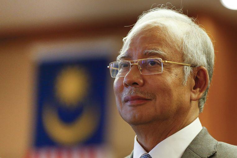 Premier Najib Razak. Beeld ap