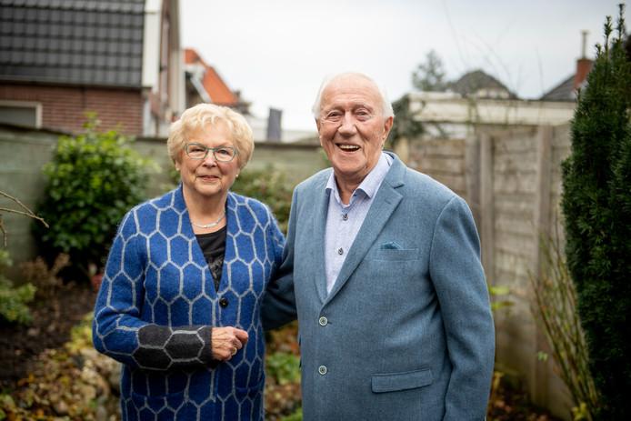 Op zaterdag 7 december zijn de heer en mevrouw Exterkate - Van het Bolscher 60 jaar getrouwd.