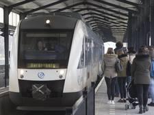 Reizigers eisen elektrische trein voor Almelo-Hardenberg