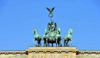 Hoe het vreedzame paard een groot triomfdier werd