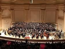 Twentenaren zingen in volle Carnegie Hall