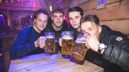 Moose Bar bouwt eerste après-ski feestje in voormalige Decadance