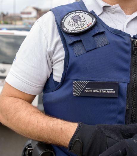 Un homme armé gazé par la police à Marcinelle