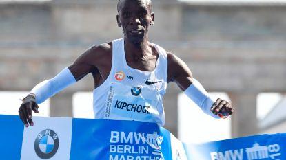 Sensatie in Berlijn: Kipchoge verpulvert wereldrecord marathon, ook Europees record op halve marathon vrouwen sneuvelt