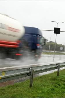 'Wordt de snelheid van vrachtwagens niet gecontroleerd?'