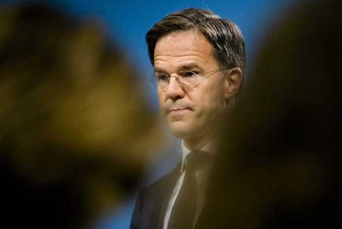 Minister-president Mark Rutte zegt de zorgen bij veel boeren te begrijpen, maar zegt ook hen niet gerust te kunnen stellen.