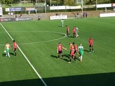 Baronie laat twee punten liggen tegen IFC, Idabdelhay de grote man bij Halsteren