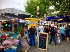 Bommelweek afgesloten met drukbezocht foodtruckfestival