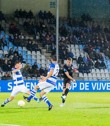 De Graafschap strandt na deceptie tegen PEC Zwolle in tweede ronde KNVB-beker
