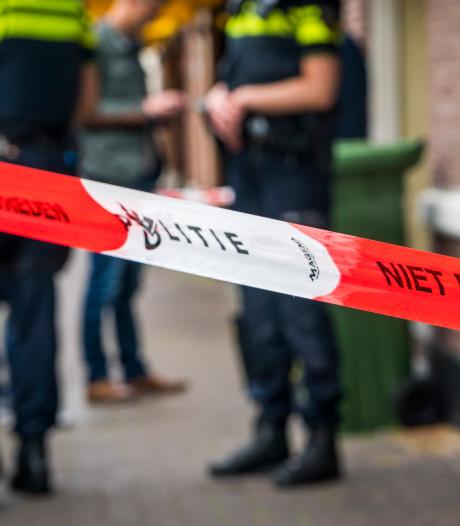 Politie houdt gevluchte man aan met waarschuwingsschot