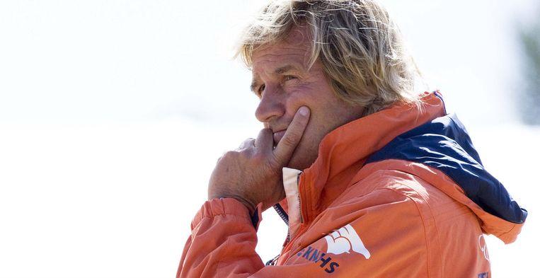 Sjef Janssen. © ANP Beeld