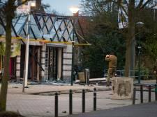 Meeste winkels zijn weer open, na plofkraak Wijk bij Duurstede