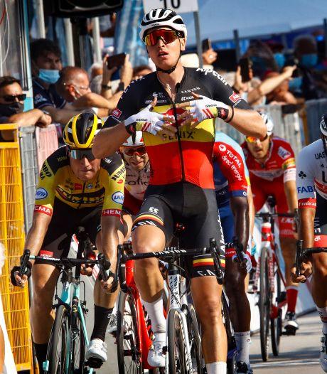Merlier wint massasprint in Tirreno-Adriatico na hulp Van der Poel