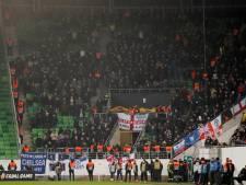 UEFA begint strafzaak tegen racistische fans Chelsea