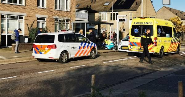 Fietser uit Weurt gewond bij aanrijding in Nijmegen.
