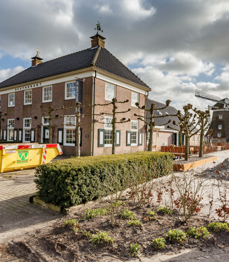 Spannende verhuizing voor restaurant De Groene Lantaarn van Zuidwolde naar Staphorst: mogen de twee sterren mee?