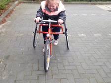 Jonas Heymans op de bres voor gehandicapte supporter