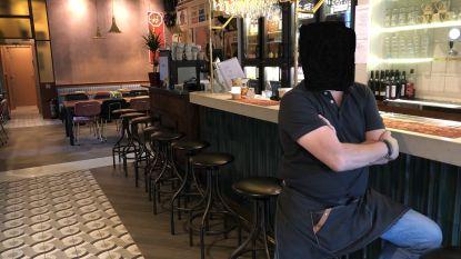 Café op Grote Markt in Turnhout decor voor pornofilm van Kim Holland in volle coronatijd: uitbater riskeert boete en eventuele sluiting