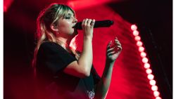 IN BEELD: Louane in Vorst Nationaal