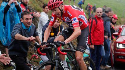Vuelta van 2018 heeft twee tijdritten en negen aankomsten bergop