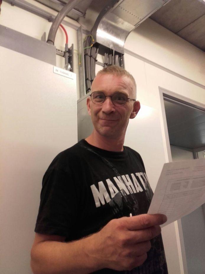 Paul van Leeuwen was de winnaar in de categorie Technisch Expert.