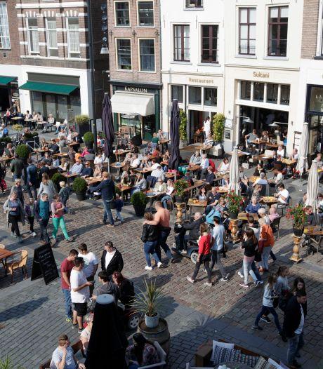 Sfeerregelaars moeten toeloop in binnenstad Zutphen in goede banen leiden