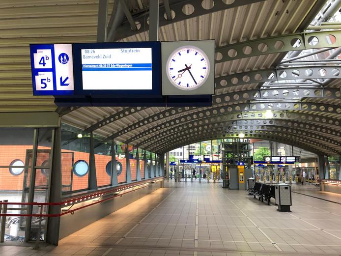 Station Amersfoort.
