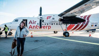 Zakenvluchten naar Londen stuwen Antwerpse luchthaven 22 procent hoger