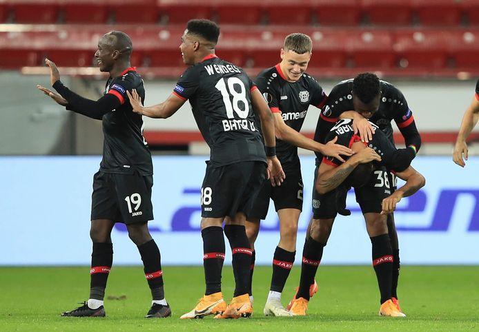 Bayer Leverkusen.