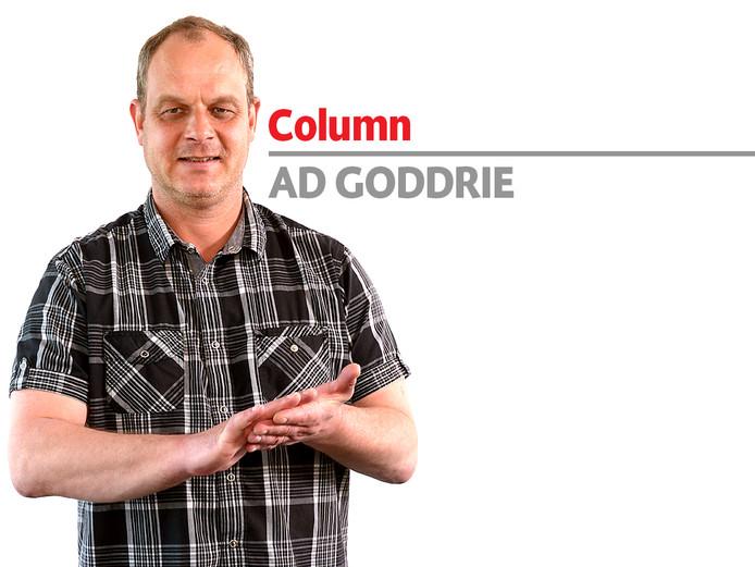 Column Ad Goddrie