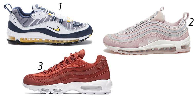 bc45a7d71e0 5 sneakertrends die je de komende maanden overal gaat zien | Style ...
