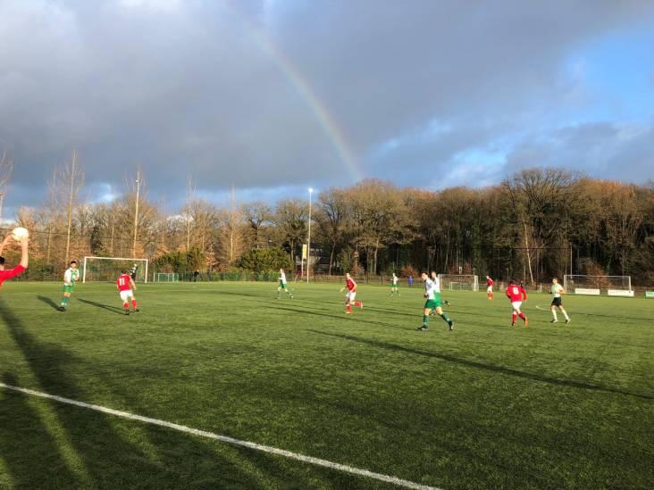 Overzicht | Blauw-Wit'81 wint derby van Berkdijk, Schijndelse burenruzie eindigt in gelijkspel