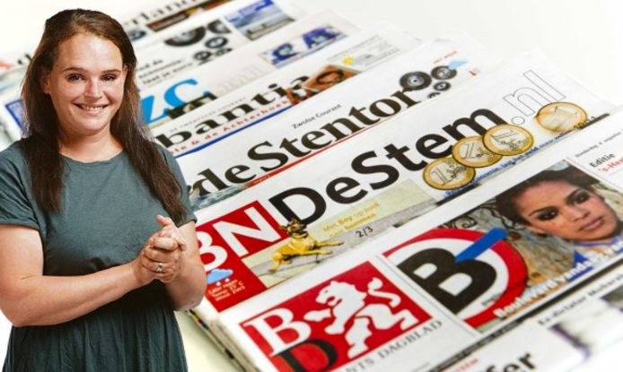 Laura Column kranten
