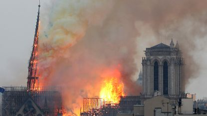 Wat we nu weten over de brand in de Notre-Dame