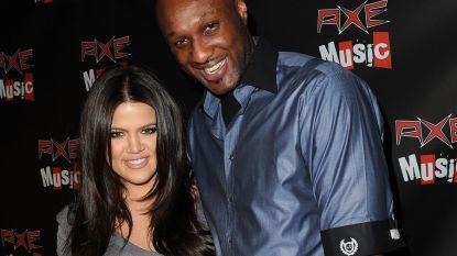 """Lamar, de ex van Khloé Kardashian, heeft spijt van overspel: """"Ik hoop dat we nog vrienden kunnen zijn"""""""