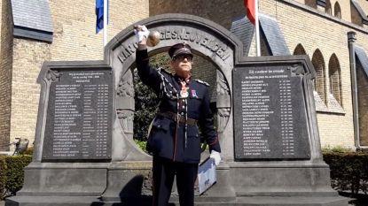 75 jaar na einde WOII roept belleman op tot vrede