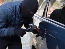 17-jarige jongen uit Helmond na achtervolging opgepakt voor autoinbraak