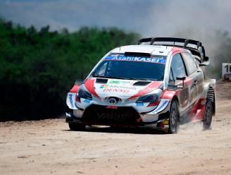 Ogier leidt voor Neuville in Rally van Monza