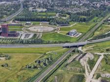 Woonwijk Amstelwijck ingeklemd tussen nieuwe geluidsschermen