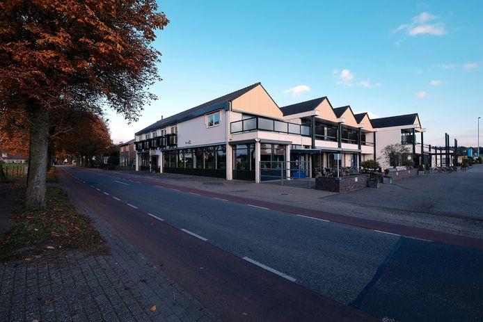 Hotel 't Heuveltje in Beek. Archieffoto: Jan van den Brink