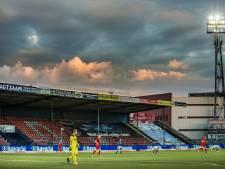 Oosttribune FC Den Bosch op 9 november tegen FC Twente weer open