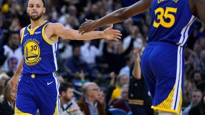 Golden State onder impuls van Curry te sterk voor Cleveland, Orlando doet goede zaak
